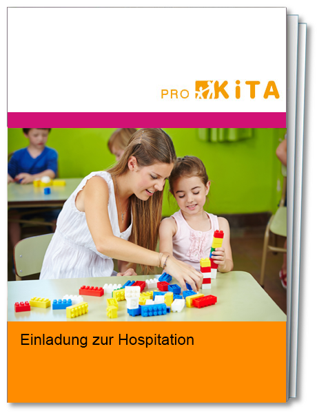 Einladung zur Hospitation der Eltern in Ihrer Kita