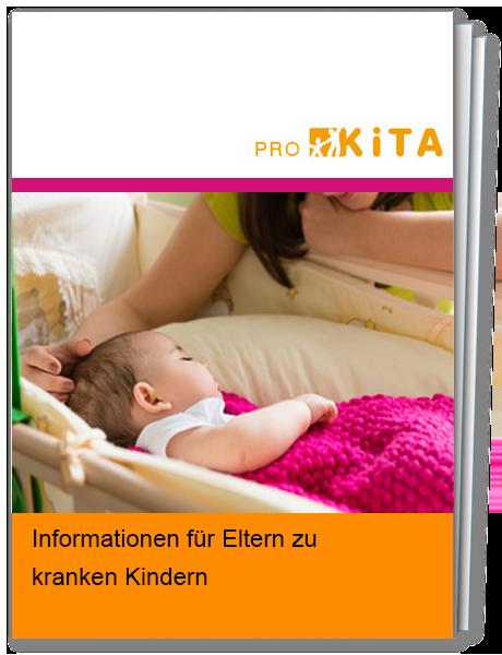 Musterbrief Informationen für die Eltern bei kranken Kindern