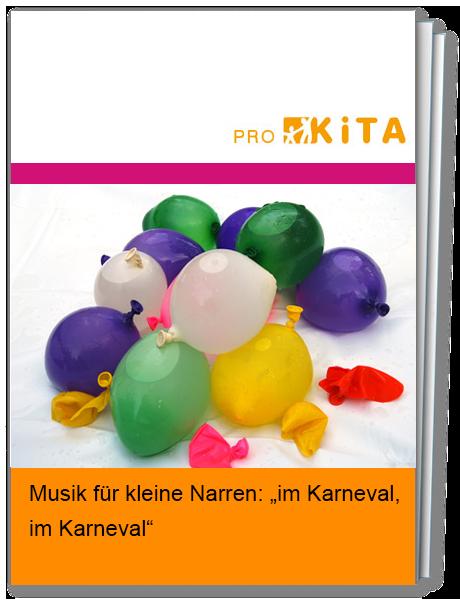 Lustiges Karnevalslied für Kita-Kinder