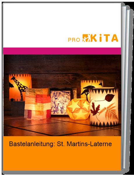 Bastelanleitung für eine St. Martins-Laterne