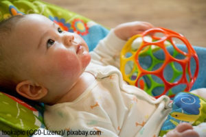 Baby in Maxi-Cosi