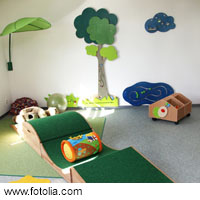 Kinderzimmer oder Therapieraum