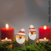 Weihnachtsmann Selber Basteln